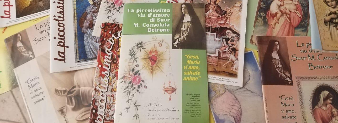 Venerabile Suor Maria Consolata Betrone, Clarissa Cappuccina (1903-1946)